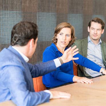 onderhandelen en commerciële vaardigheden
