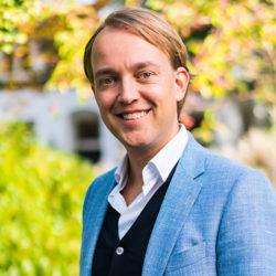 Lennart van der Linden op jouw bijeenkomst