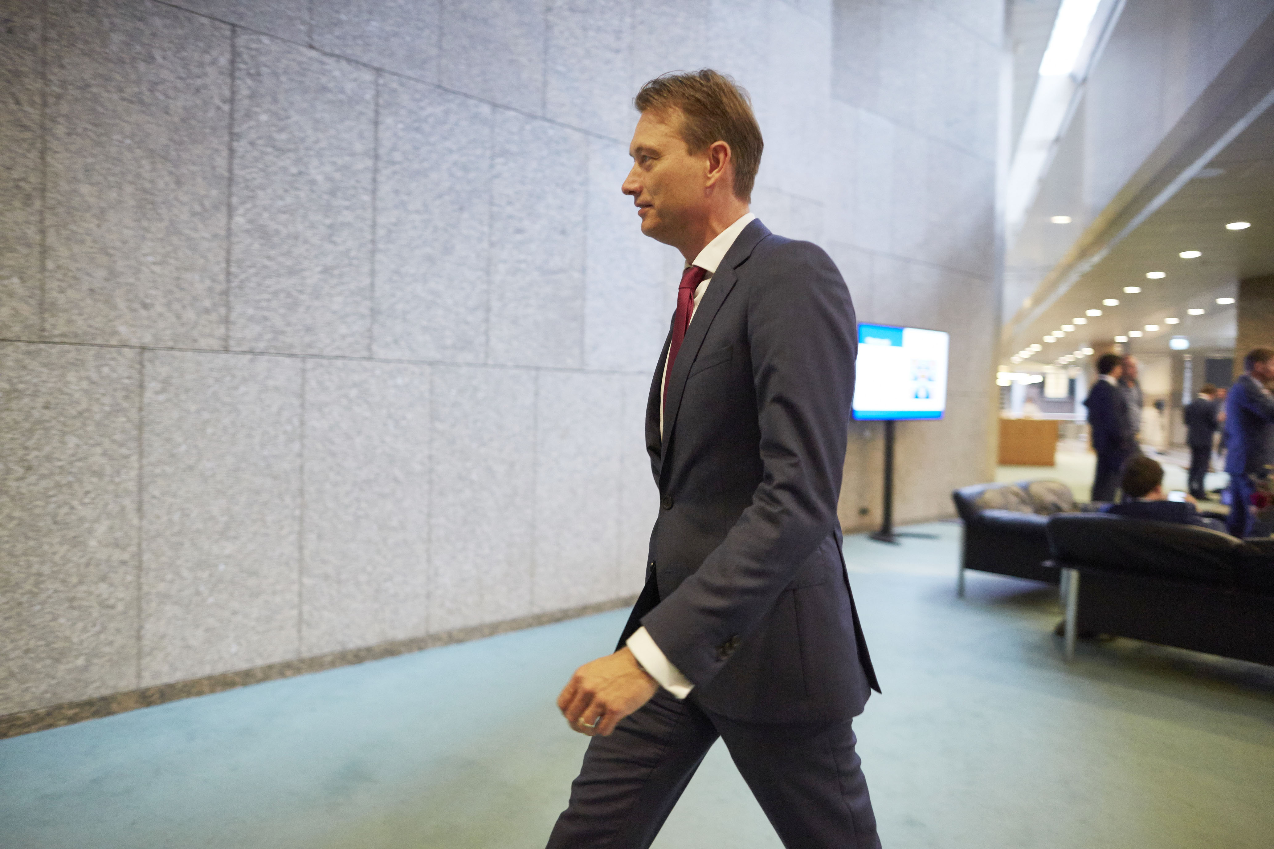 Halbe Zijlstra wint Debatprijs 2016